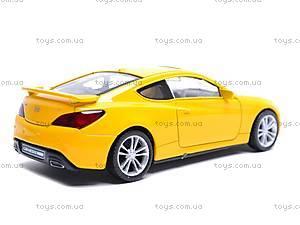 Коллекционная модель Hyundai Genesis Coupe, 44030CW, цена