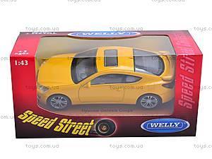 Коллекционная модель Hyundai Genesis Coupe, 44030CW, детские игрушки