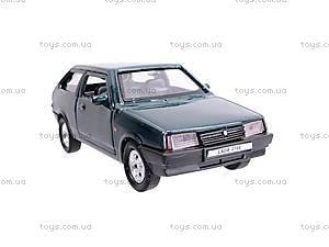 Коллекционная модель Lada, 42377W, фото