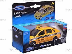 Коллекционная модель Lada Kalina, 42383TI-W, купить
