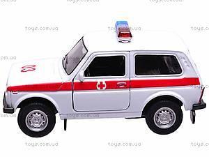 Коллекционная модель Lada «Скорая», 42386AE-W, купить