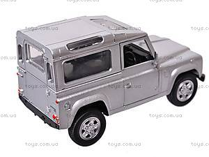 Коллекционная модель Land Rover Defender, 44763A, купить