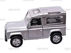 Коллекционная модель Land Rover Defender, 44763A, фото