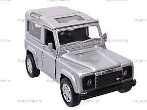Коллекционная модель Land Rover Defender, 44763A