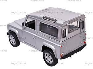 Коллекционная модель Land Rover Defender, 44763A, отзывы