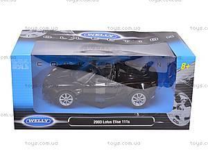Коллекционная модель Lotus Elise 111s, 22447W, фото