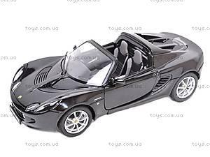 Коллекционная модель Lotus Elise 111s, 22447W, отзывы