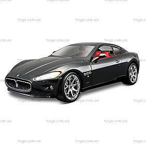 Коллекционная модель машины Maserati Grantourismo, 18-22107