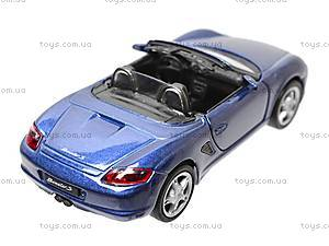 Коллекционная модель машины Porsche Boxster S, 49720G-6-11, фото