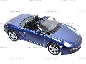 Коллекционная модель машины Porsche Boxster S, 49720G-6-11, отзывы