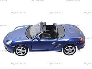 Коллекционная модель машины Porsche Boxster S, 49720G-6-11, цена