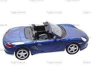 Коллекционная модель машины Porsche Boxster S, 49720G-6-11, детские игрушки