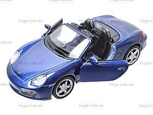 Коллекционная модель машины Porsche Boxster S, 49720G-6-11, магазин игрушек