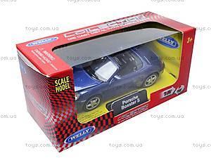 Коллекционная модель машины Porsche Boxster S, 49720G-6-11