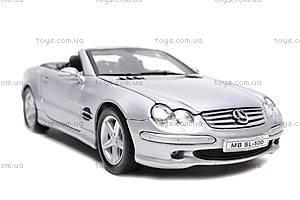 Коллекционная модель Mercedes Benz SL-500, 22437W