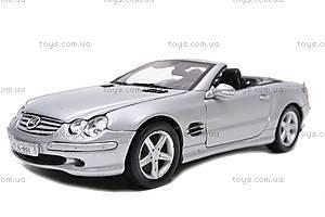 Коллекционная модель Mercedes Benz SL-500, 22437W, фото