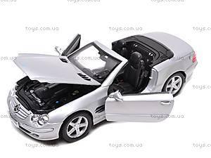Коллекционная модель Mercedes Benz SL-500, 22437W, цена