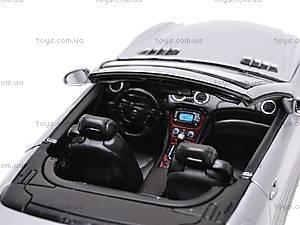 Коллекционная модель Mercedes Benz SL-500, 22437W, игрушки