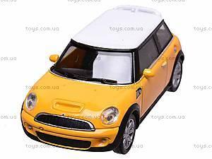 Коллекционная модель Mini Cooper, 44010CW, фото