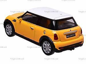 Коллекционная модель Mini Cooper, 44010CW, цена