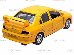 Коллекционная модель Mitsubishi Lancer Evolution VII, 52533B, цена