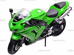 Коллекционная модель мотоцикла Kawasaki ZX-10R, 42443