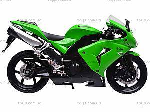 Коллекционная модель мотоцикла Kawasaki ZX-10R, 42443, купить