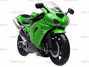 Коллекционная модель мотоцикла Kawasaki ZX-10R, 42443, цена