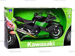 Коллекционная модель мотоцикла Kawasaki ZX-14, 57433
