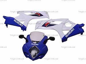 Коллекционная модель мотоцикла Suzuki, 57005, детские игрушки