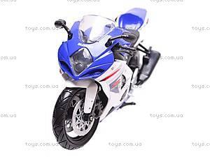 Коллекционная модель мотоцикла Suzuki GSX-R1000, 57003A, купить