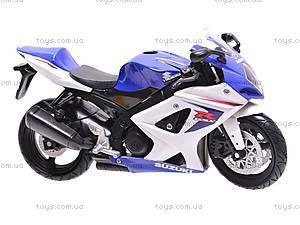 Коллекционная модель мотоцикла Suzuki GSX-R1000, 57003A, цена
