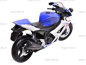 Коллекционная модель мотоцикла Suzuki GSX-R1000, 57003A, детские игрушки