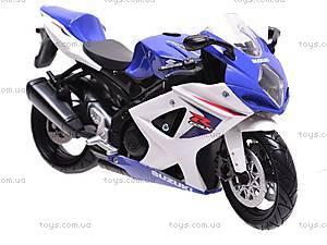 Коллекционная модель мотоцикла Suzuki GSX-R1000, 57003A