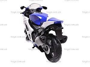 Коллекционная модель мотоцикла Suzuki GSX-R1000, 57003A, магазин игрушек