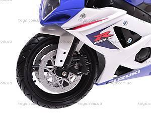 Коллекционная модель мотоцикла Suzuki GSX-R1000, 57003A, toys
