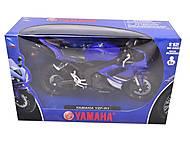 Коллекционная модель мотоцикла Yamaha YZF-R1, 43105, фото
