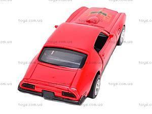 Коллекционная модель Pontiac 1973 Firebird Trans AM, 50493A, купить