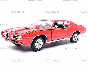 Коллекционная модель Pontiac GTO, 22501W, отзывы