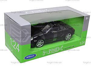Коллекционная модель Porche Boxster S, 22479C-W, магазин игрушек
