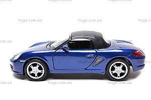 Коллекционная модель Porsche, 8 видов, K49720G-P, детские игрушки