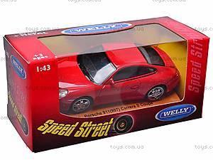 Коллекционная модель Porsche Carrera S, 44026CW, отзывы
