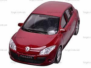 Коллекционная модель Renault Megane, 44020CW