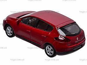 Коллекционная модель Renault Megane, 44020CW, отзывы