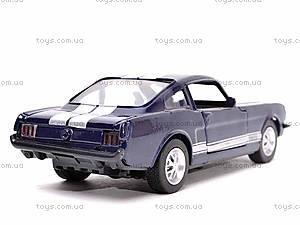 Коллекционная модель Shelby 1966 GT-350, 50423, отзывы