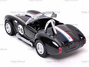 Коллекционная модель Shelby Cobra, 50443C, купить