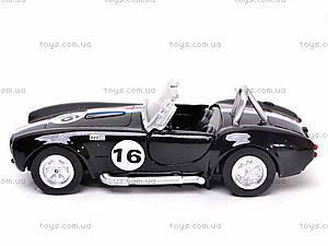 Коллекционная модель Shelby Cobra, 50443C, фото