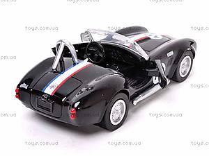 Коллекционная модель Shelby Cobra, 50443C, игрушки