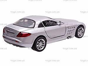 Коллекционная модель SLR Mclaren, 52293A, купить