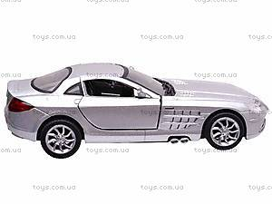 Коллекционная модель SLR Mclaren, 52293A, фото
